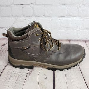Timberland Leather Boots Mens 6.5 EU 39.5 Shoes